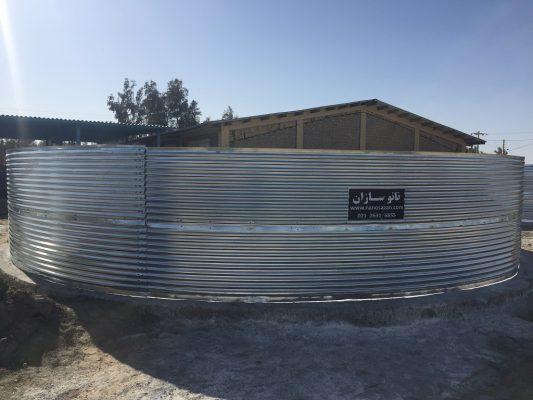 استخر پرورش ماهی در سیستان و بلوچستان